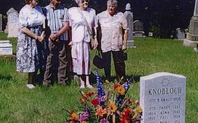 Knobloch Memorial July 2000
